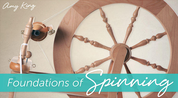 Foundations of Spinning Craftsy Class