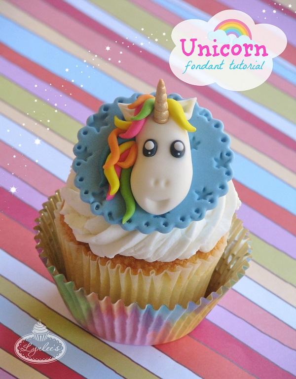 Unicorn Fondant Tutorial