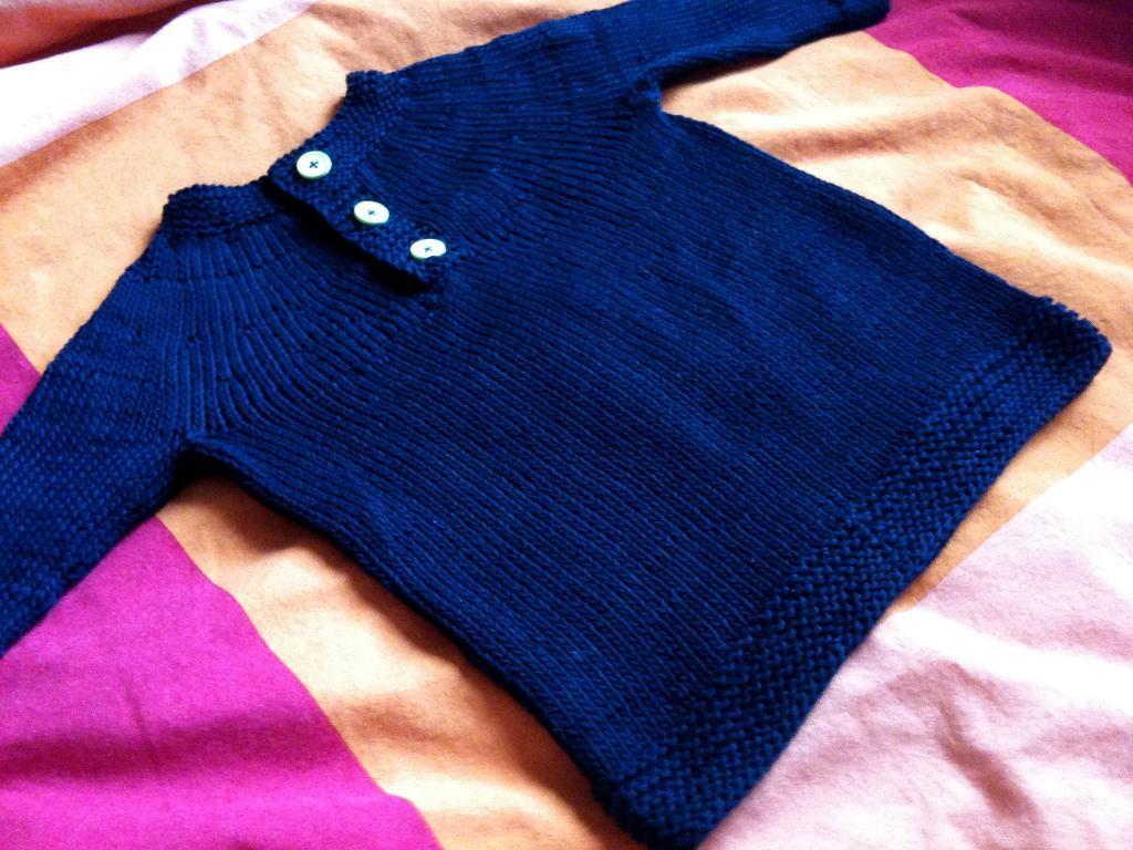 Wee Gol Tee Round Neck Pullover