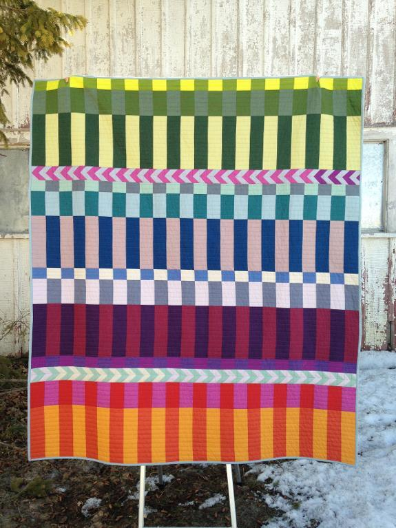 Fresh Pack Quilt Pattern