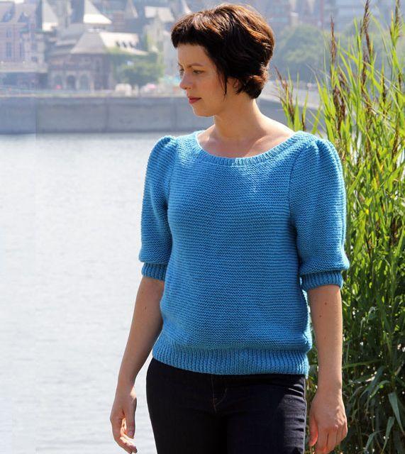 Cornelia's Sweater knitting pattern