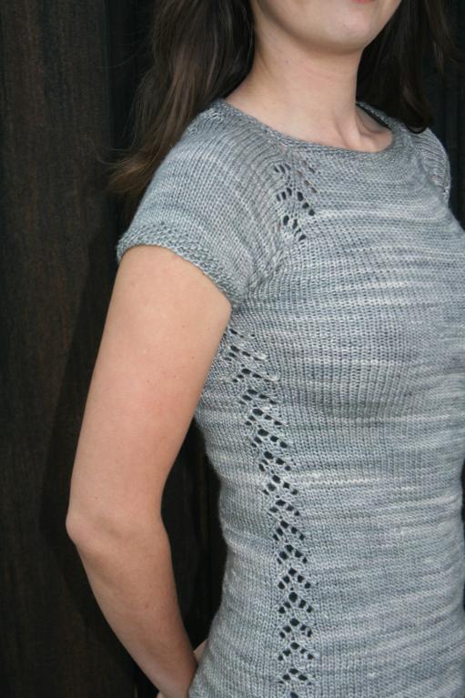 Phryne Pullover knitting pattern