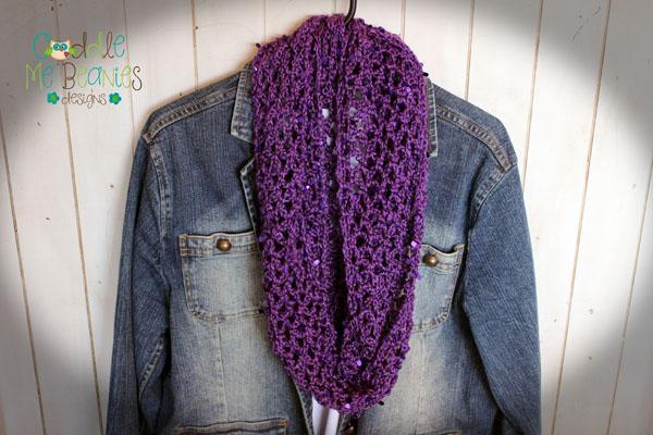 FREE Swanky Scarf Crochet Pattern
