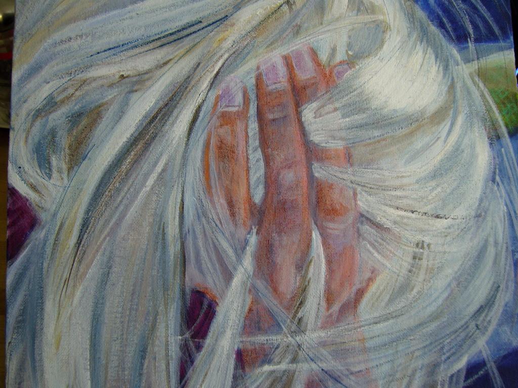 """Alzheimer"" painting"
