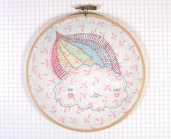 Roy G. Biv Cross-Stitch Pattern