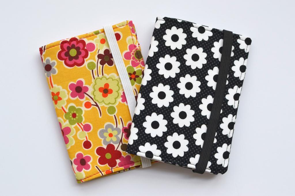Sew a notepad organizer
