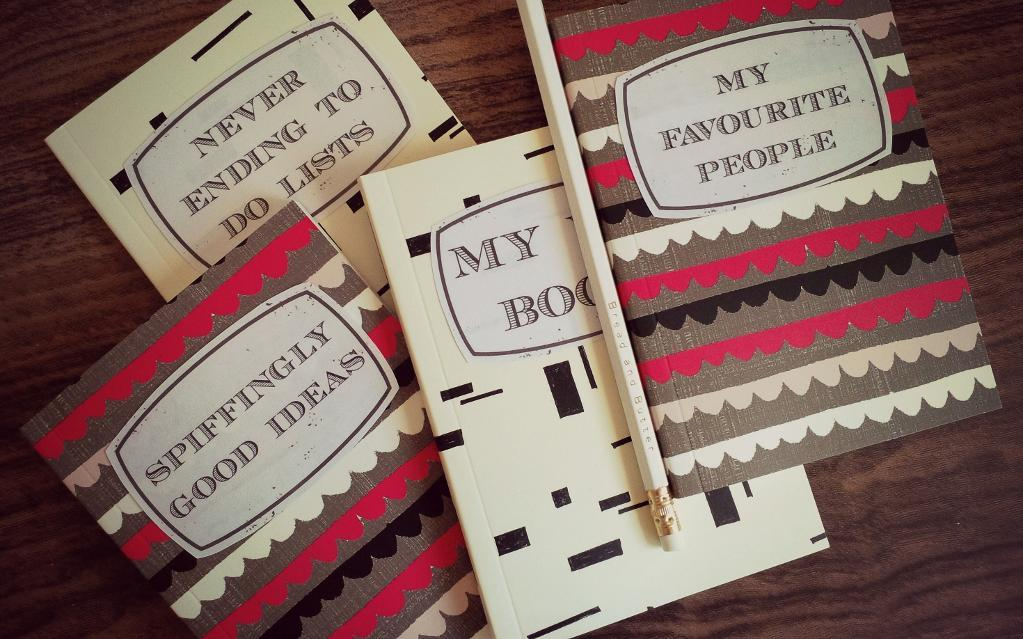 FREE Printable Notebook Labels