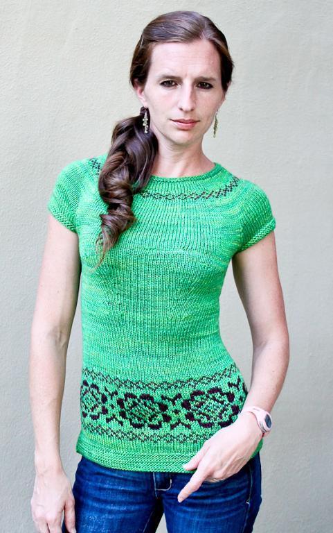 My Kind of Sweater knitting pattern