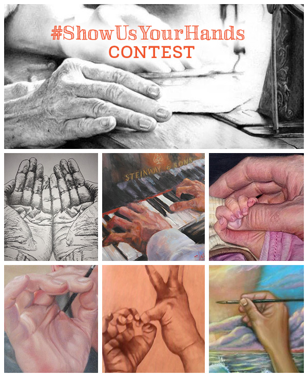 Title Image for Bluprint's #ShowUsYourHands Contest
