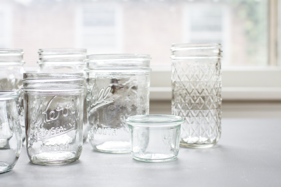 Glass Jars For Photography Props