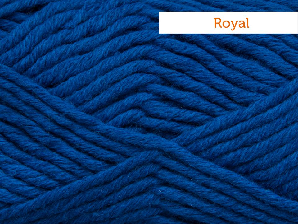 Schachenmayr Boston Yarn in Royal