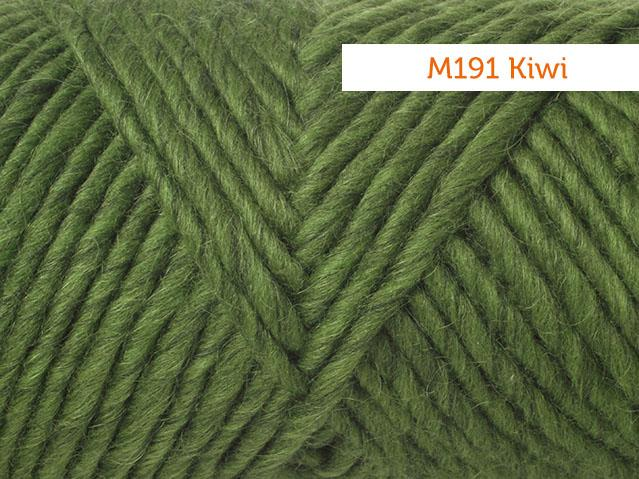 Brown Sheep Lamb's Pride Bulky Yarn in Kiwi