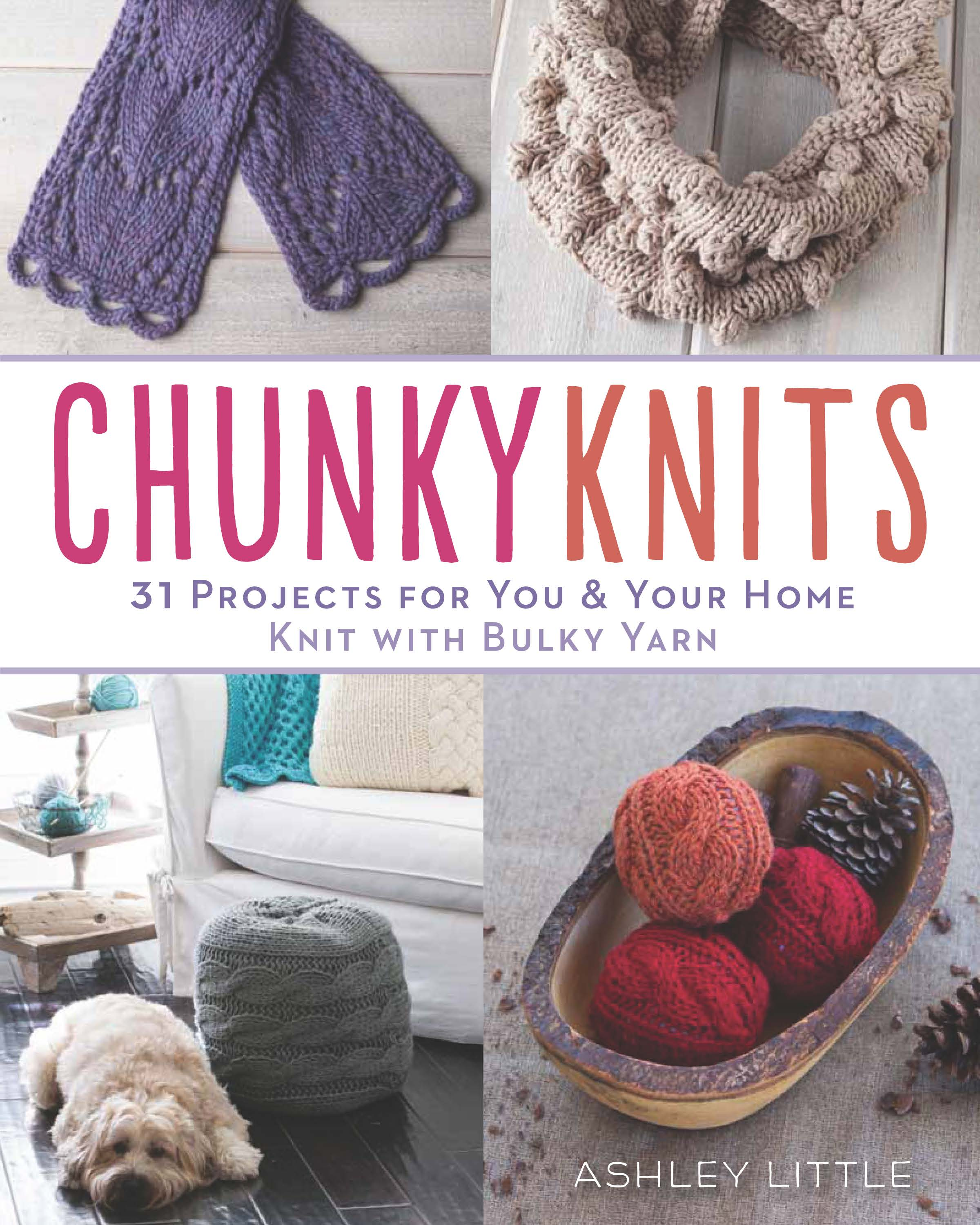 Win a Copy of Chunky Knits!