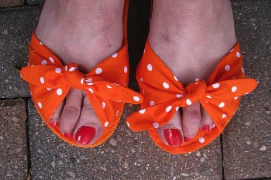 Flip Flop upcycle