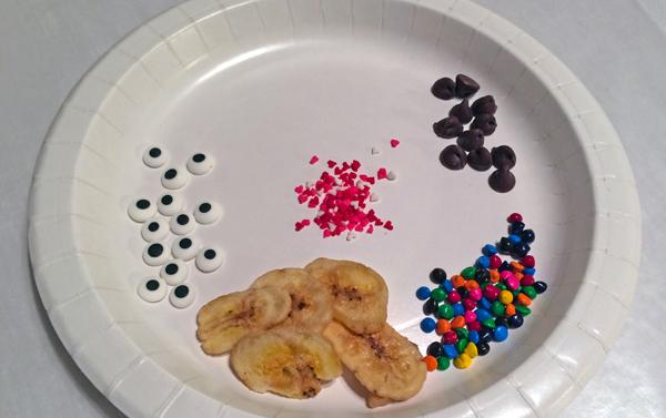 gather sprinkles