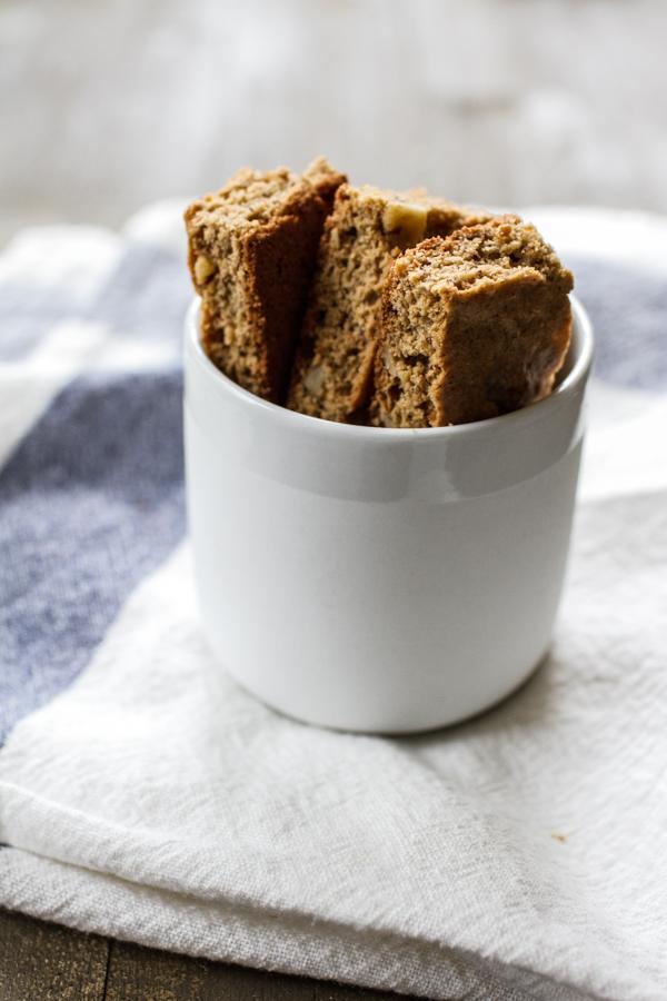 Gluten-free Mandel Bread