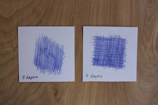 ballpoint pen layer group 2
