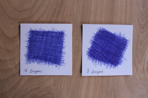ballpoint pen layer group 4