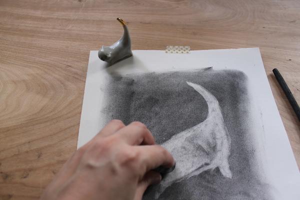 In progress erasing