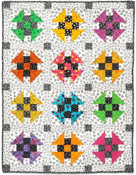 Photo via Cindy Grisdela Art Quilts