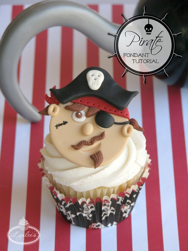 Pirate Fondant Tutorial