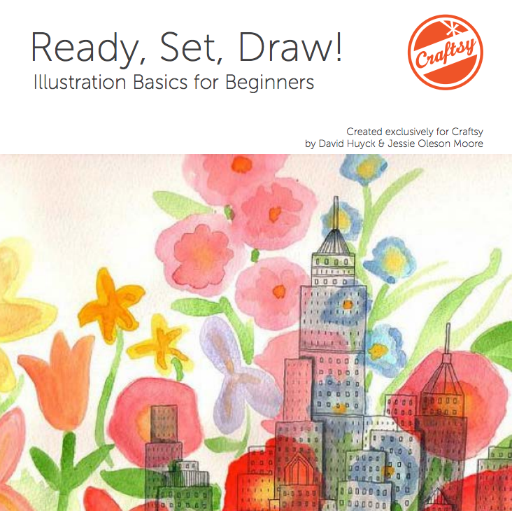 Ready, Set, Draw! Illustration Basics for Beginners
