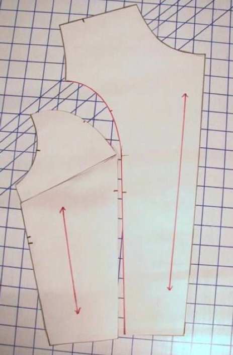 Converting a Basic Sloper to Create Your own Design!
