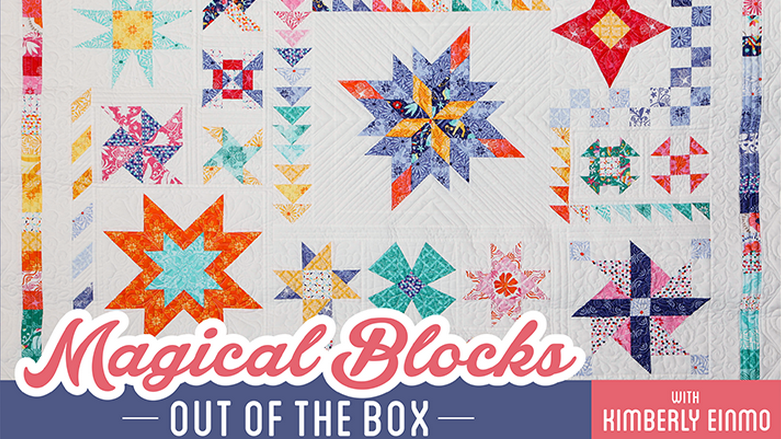 Magical Blocks: Out-of-the-Box
