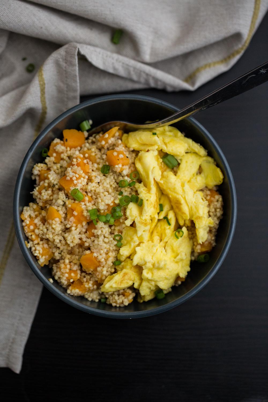 Sweet Bowl Millet Bowl