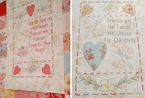 friendship quilt pattern