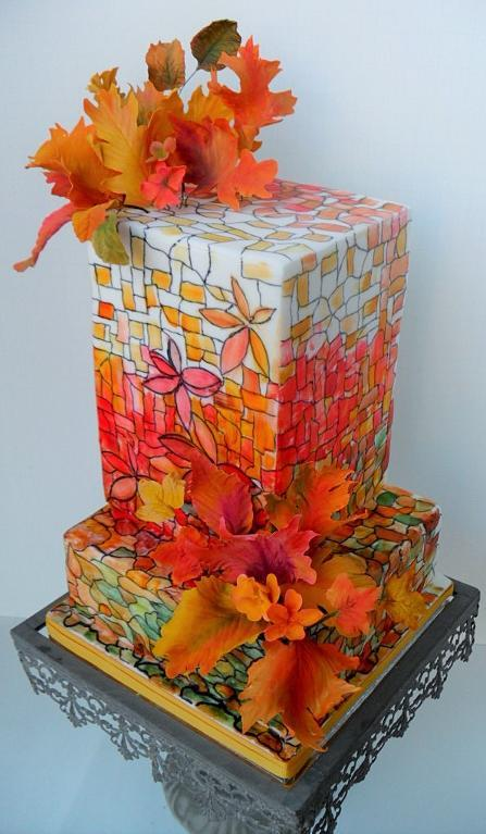 Fall celebrations cake by Bluprint member petrovaal1696638