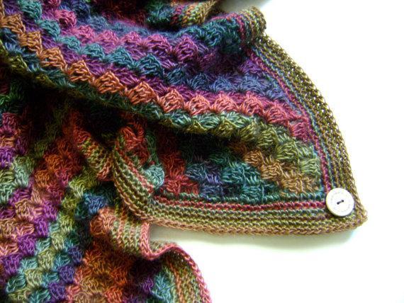 Autumn Blanket crochet pattern