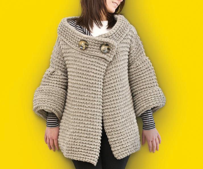 Hepburn Cardigan Coat
