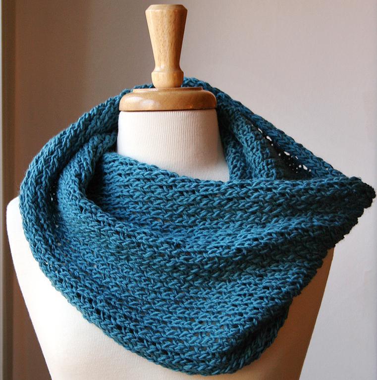 Bridget Cowl knitting pattern