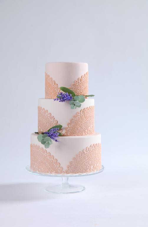 Fall cake by Bluprint Instructor Erica O'brien