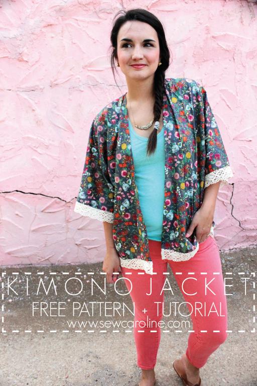 FREE Kimono Jacket