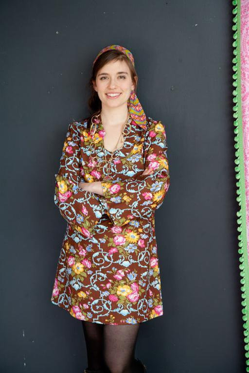 Shana Bell-Sleeved Tunic sewing pattern