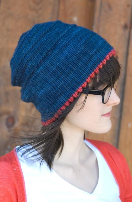 Brimley Hat knitting pattern