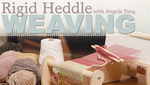 Rigid Heddle Weaving Craftsy Class
