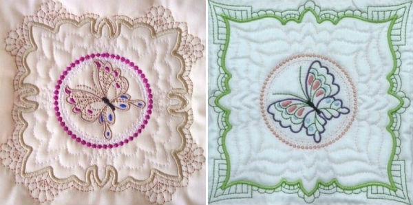 sanity bfly quilt