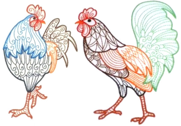 sanity roosters