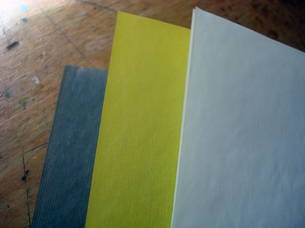 Variations of transfer paper