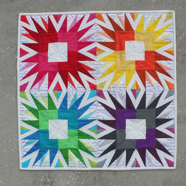 Showstopper Quilt Block Pattern