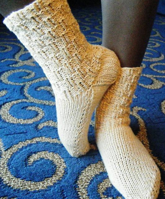 Cobblestone Road Women's Socks