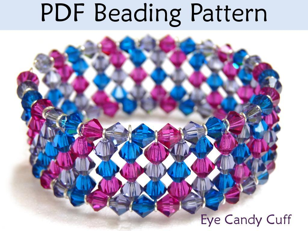 Eye Candy Beading Pattern