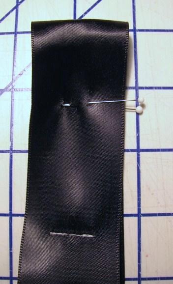 fold pinned