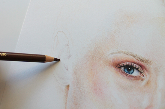 Painting With Colored Pencils Creating A Realistic Look
