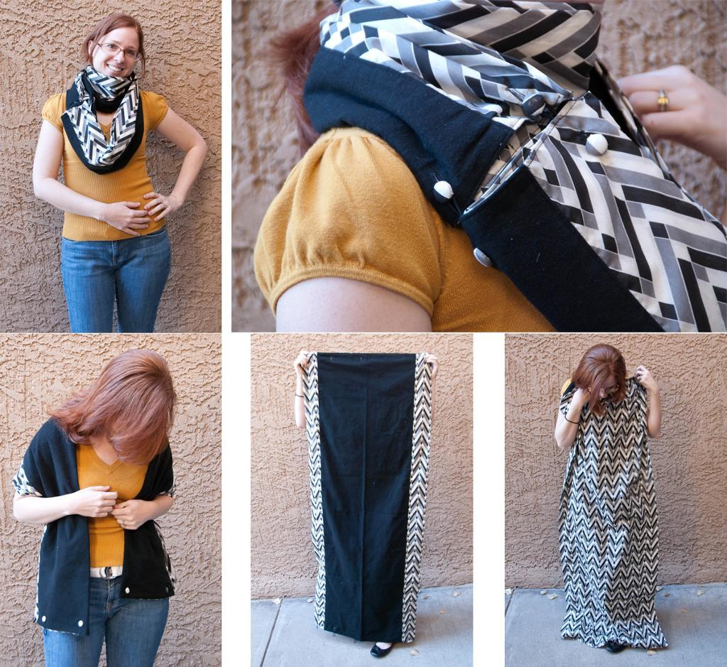 Infinity Blanket Pattern