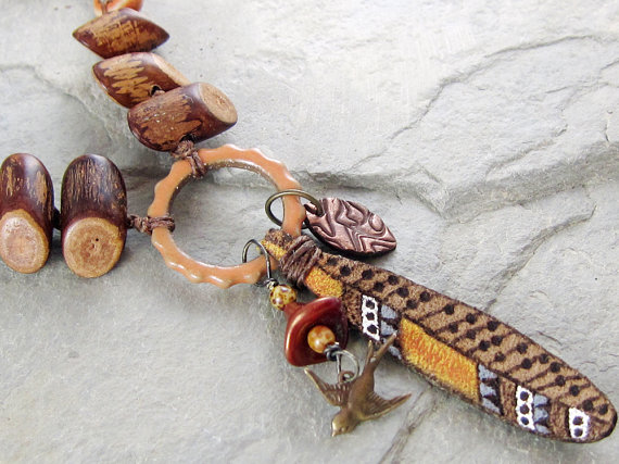 Linda Landig handmade Necklace