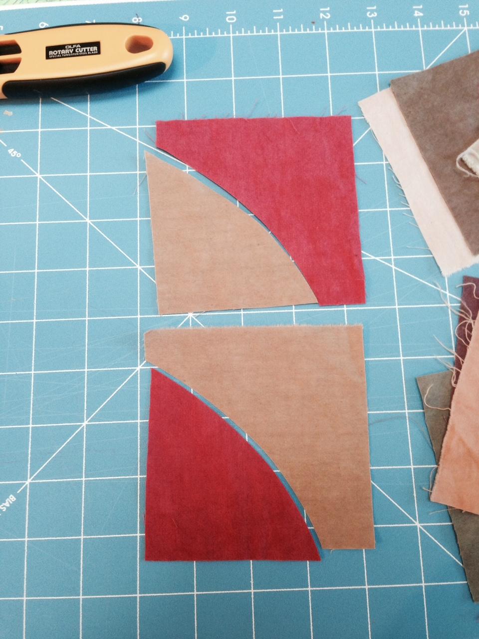 Cutting Modern Curve Units